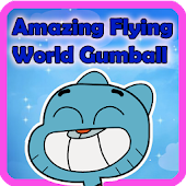 Amazing Flying World Gumball