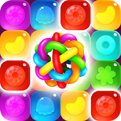 Toy Crash: Puzzle Blast