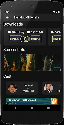 Torrent Movies 1.2.3 screenshots 8