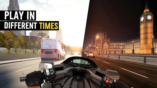 MotorBike: Traffic & Drag Racing I New Race Game 4