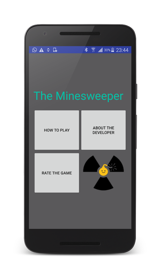 The Wear Minesweeper- screenshot