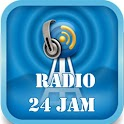 Radio Streaming 24 Jam icon