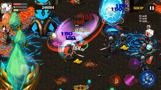 Demon Heart : Pylon Wars- screenshot thumbnail