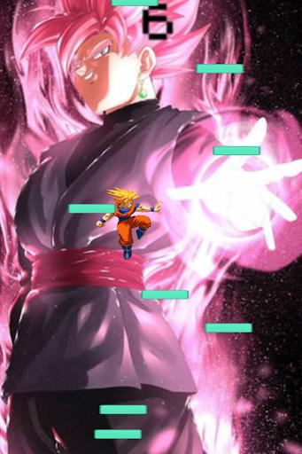 Dragon Super Ball Blue Jump ( Arcade Warrior ) 1.5 screenshots 2