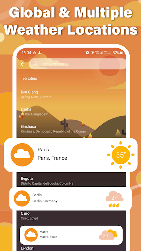 Weather Forecast - Accurate Weather & Live Weather cheat hacks