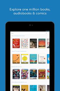 Scribd - Read Unlimited Books- screenshot thumbnail