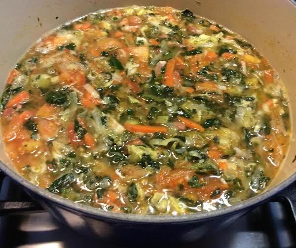 Elaine's Tuscan Ribollita Recipe
