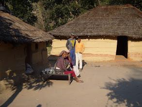 Photo: A local village enclave