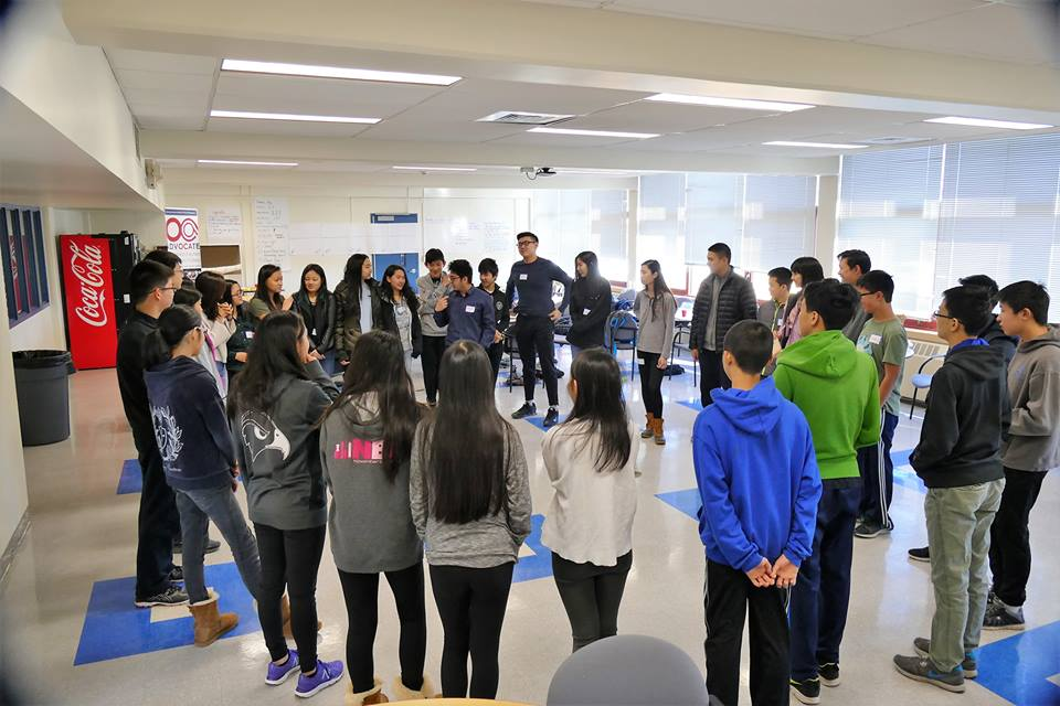 APA Youth Advocate: High School Student Leadership Training