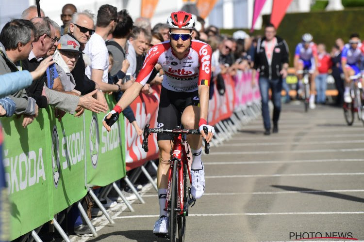 Tim Wellens leader de Lotto-Soudal en Norvège