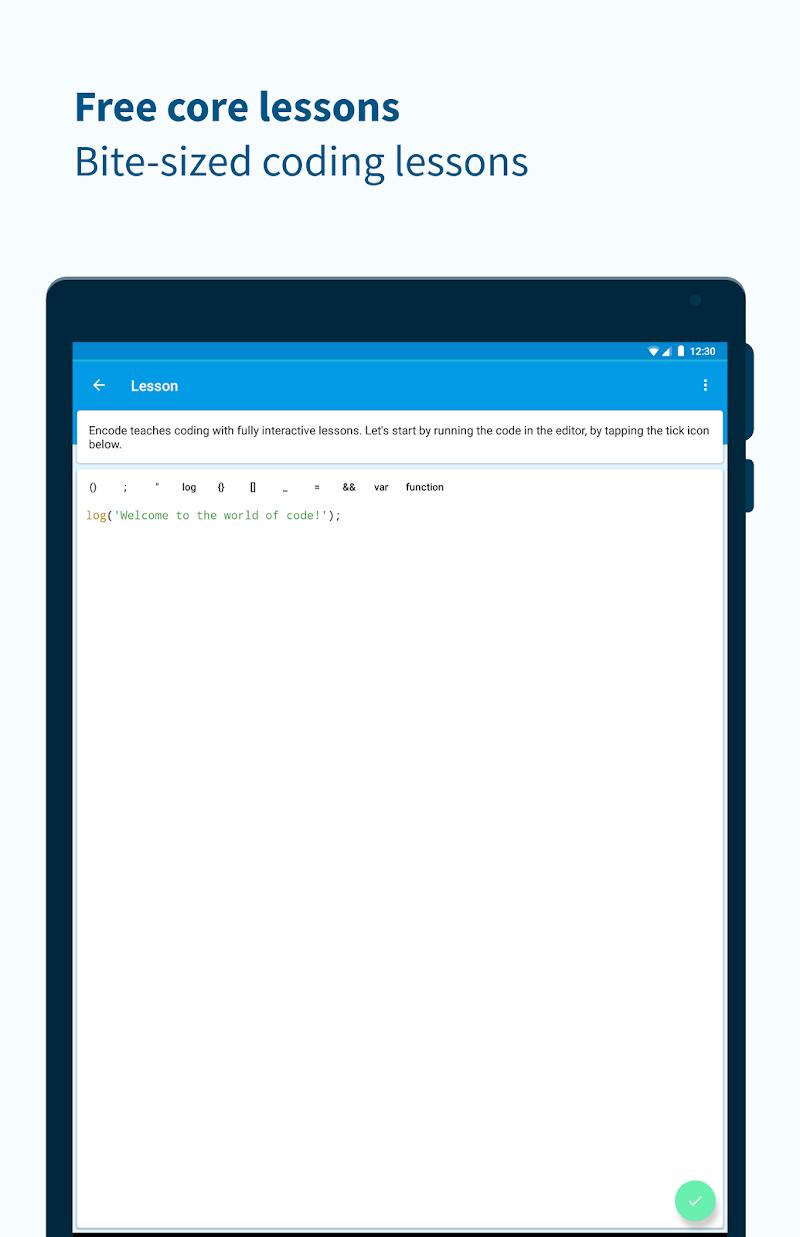 Encode: Learn to Code Screenshot 6