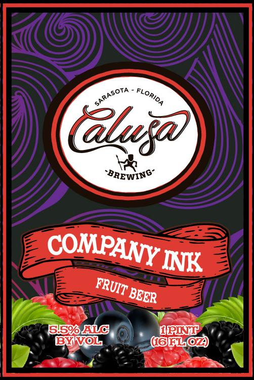Logo of Calusa Company Ink