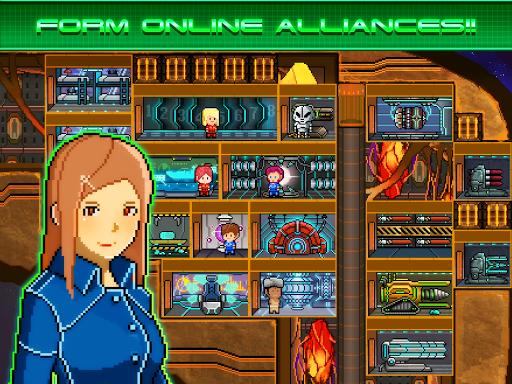 Download Pixel Starshipsu2122 : Hyperspace MOD APK 8