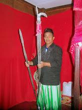 Photo: Poke (tombak) pusaka kerajaan Barombong, Gowa. http://nurkasim49.blogspot.co.id