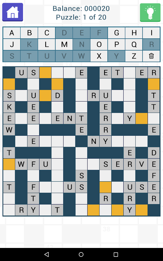 Quick Crosswords - Android Apps on Google Play