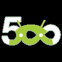 500px Land icon
