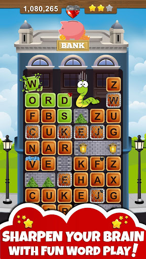 Word Wow Big City - Word game fun 1.8.79 screenshots 4