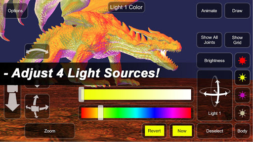 Dragon Mannequin 1.5 screenshots 19
