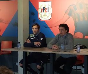 """Gaëtan Englebert wil niet weten van paniek bij Luik: """"Ik wil een ploeg met inzet zien"""""""