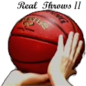 Real Basketball Throws Lite II icon