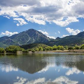 lake_Agios Bissarionas_Trikala by Baggelis Karaliolios Zerofive - Landscapes Waterscapes