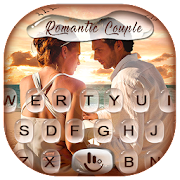 Romantic Love Keyboard Theme