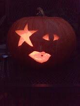 Photo: Paul Stanley pumpkin