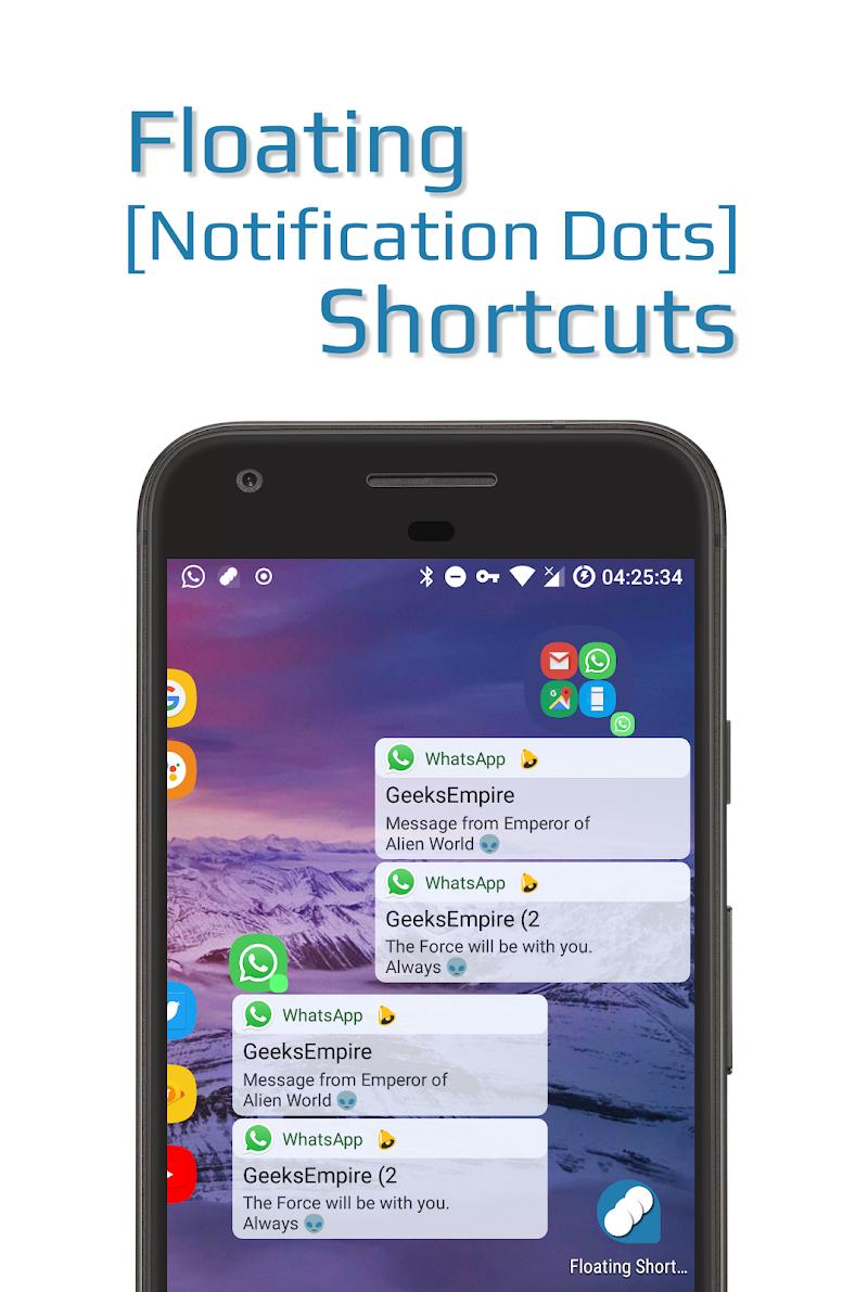 Floating Shortcuts \341\264\276\341\264\277\341\264\274 Screenshot 4