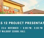 Class 12 Project Presentations : Roseway Waldorf School