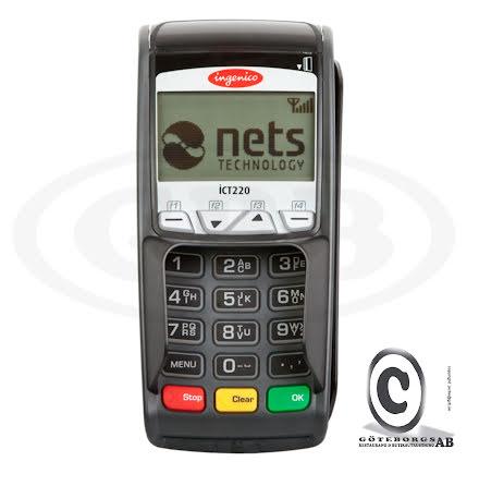 Nets Betalterminal iCT250E