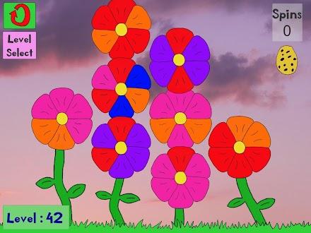 Flower Around 2 Gratis