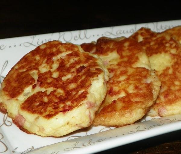Lady Sarah's Potato Cakes Recipe