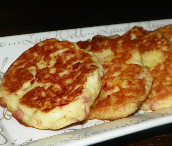 Lady Sarah's Potato Cakes Recipe
