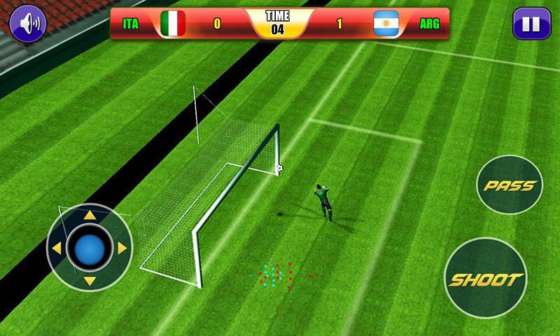 Скриншот Football Game 2018 Tournament