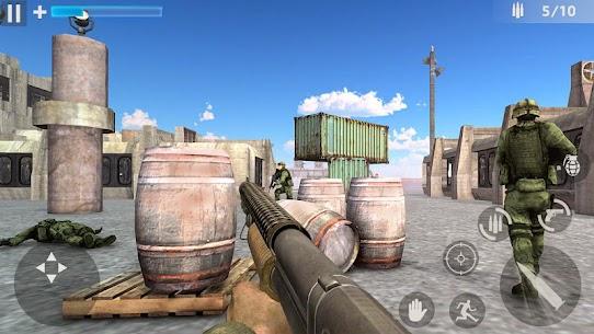 Army Anti-Terrorism Strike 1.11 Mod APK Updated 3