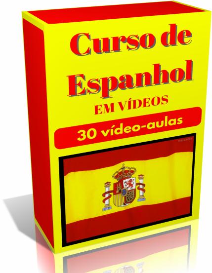 Curso De Espanhol Em Vídeos - 30 Vídeo-aulas