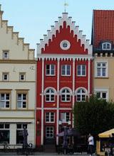 Photo: Giebelhaus Greifswald Nordvorpommern