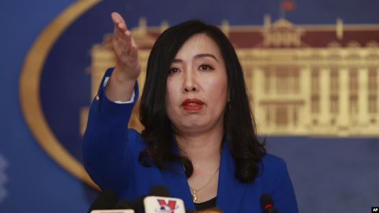 Việt Nam chính thức nêu tên Trung Quốc 'vi phạm vùng đặc quyền kinh tế'