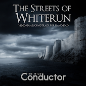 """The Streets of Whiterun (From """"Skyrim: The Elder Scrolls V"""") [Video Game Soundtrack for Piano Solo]"""