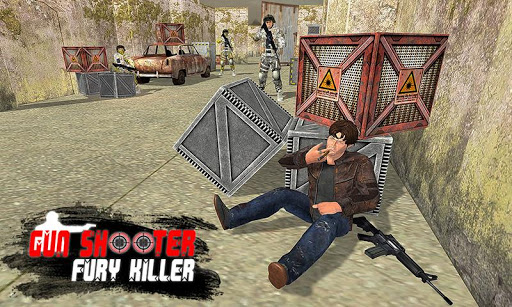Modern Gun Shooter Sniper Killer 1.0.1 screenshots 2