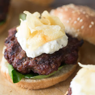 Black and Blue Cajun Burger Recipe