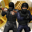 Justice Rivals 2 - Cops and Robbers icon