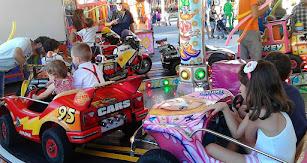 Este miércoles se celebra el Día del Niño en el Ferial.