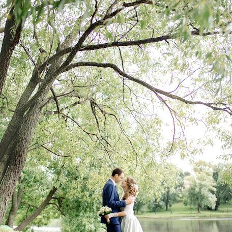 Wedding photographer Nastya Khokhlova (khokhlovaphoto). Photo of 16.10.2017