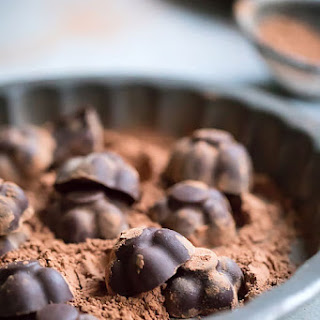 Healthy Homemade Keto Chocolate.
