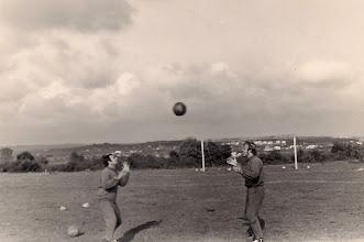 Photo: 1971 Rovis Mario i Macuka Boris na treningu
