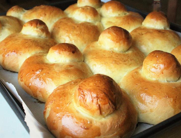 Sicilian Brioche Recipe