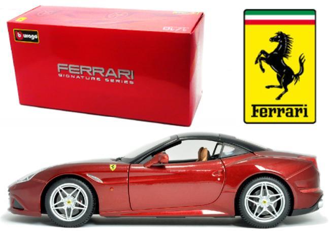 Ferrari California T có mui - Mã Bburago 18-16801