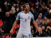 Kane forfait pour les matches de l'Angleterre