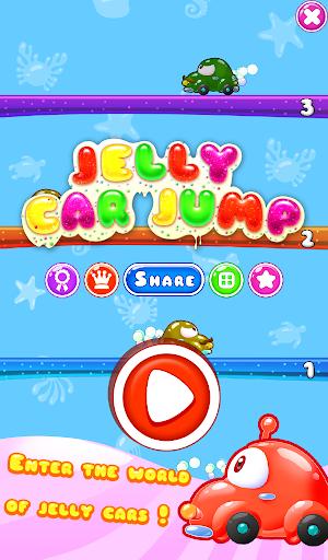 Jelly Car Jump